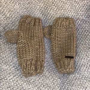 BRAND NEW BCBG Fingerless Mittens